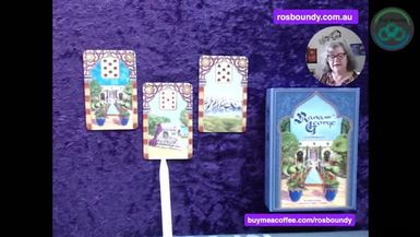 11th July 2021  The Daily Lenormand cards