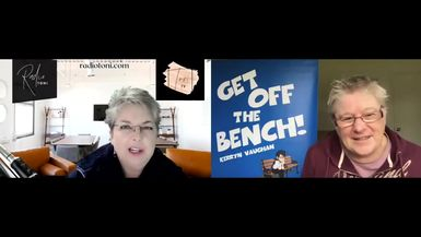 Toni Lontis and Get off the Bench with Kerryn Vaughan