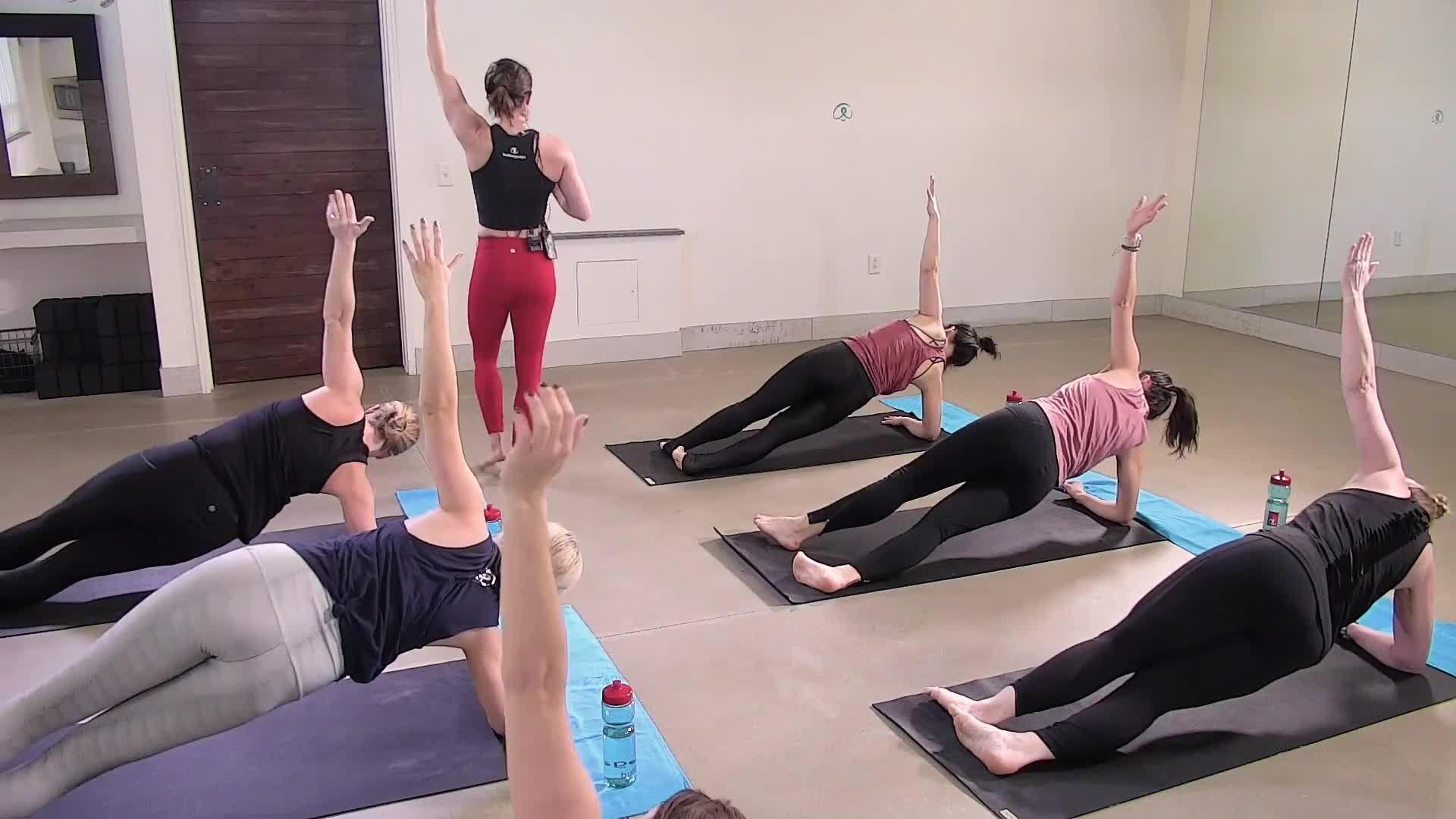 Ab Focused Yoga Flow