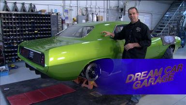 Dream Car Garage S1 E9 Fresh Paint TV