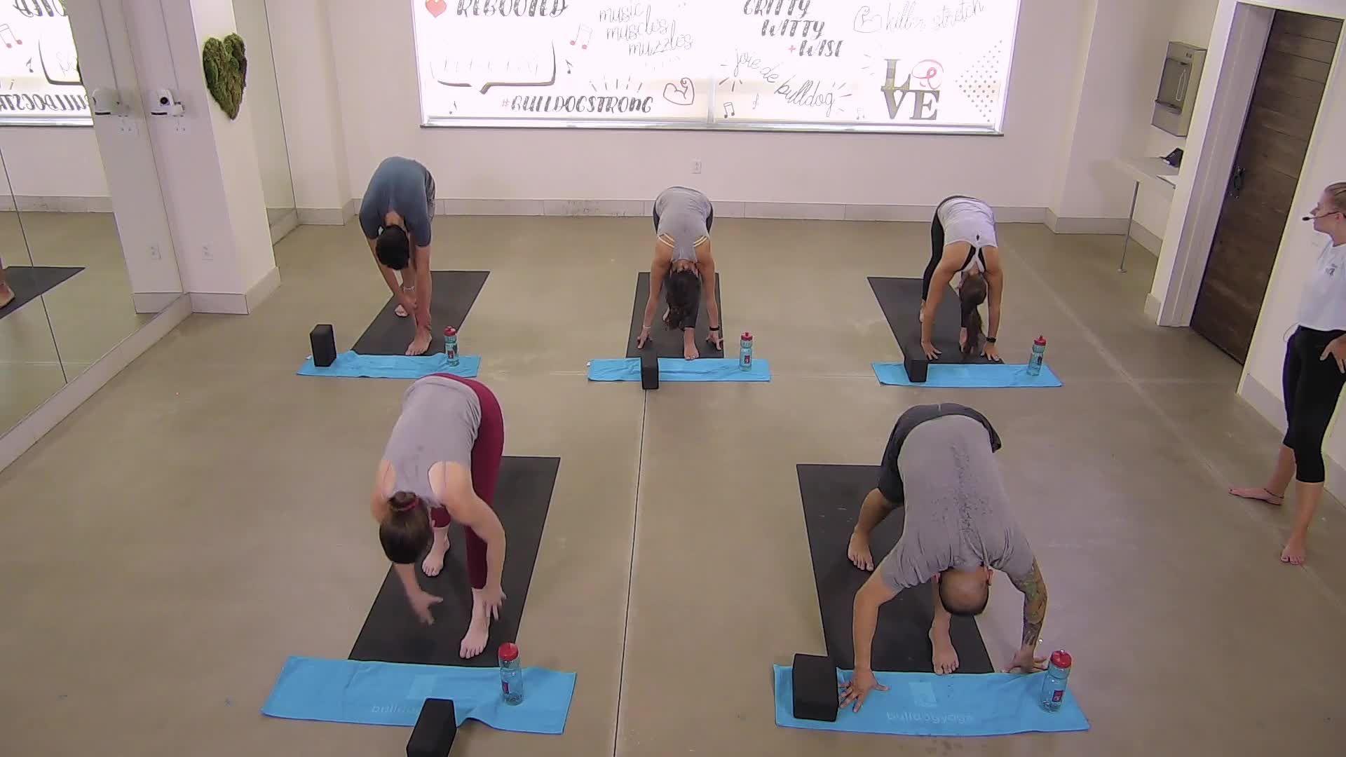 Jack Up The Cardio Invigorate (Power Yoga)