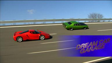 Dream Car Garage S1 E13 Cuda And Enzo At Chelsea TV