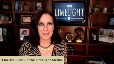 In the Limelight with Clarissa interviews Annette Crone
