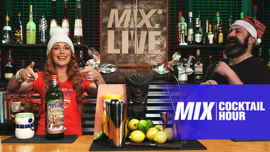 MIX Cocktail Hour S1 E9 Christmas Cocktails