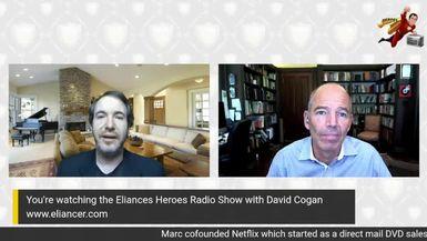 Secrets to Birthing Ideas That Grow to 20 Billion, Marc Randolph CoFounder Netflix