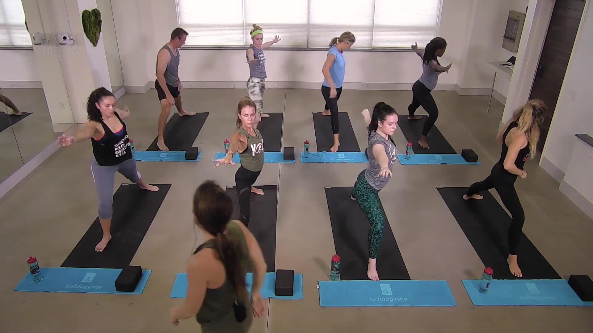 30-Minute Activate (Restorative Yoga)