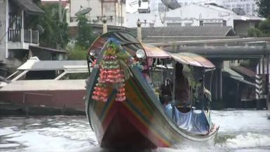 ThailandTV-Thailand Part 3 - Bangkok by longtail boat and tuk-tuk