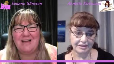 Join Leanne Winston Psychic Medium and Annette Kirkwood 22/10/19