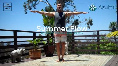 AZULFIT - Summer Flow Pilates