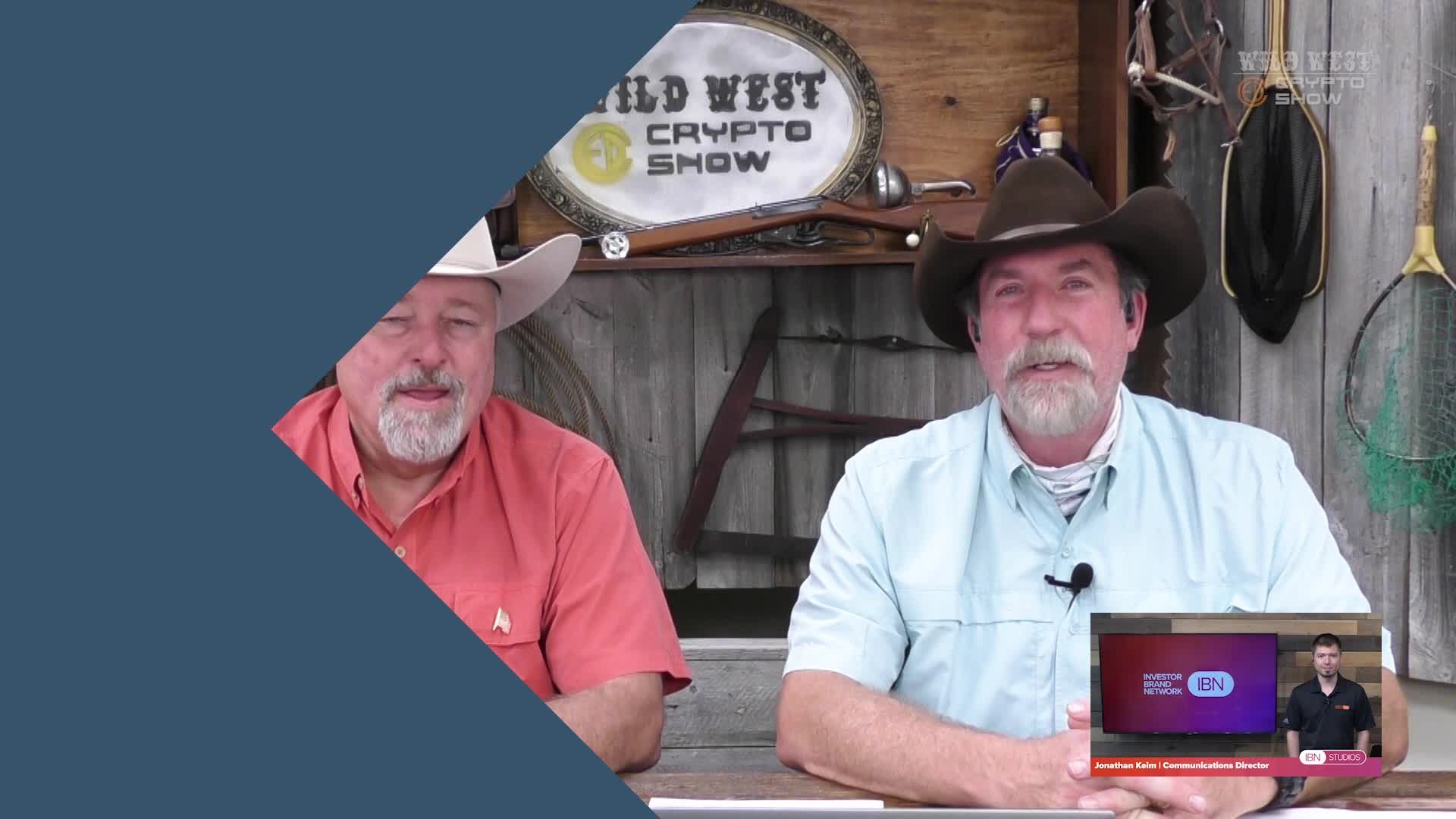 CryptoCurrencyWire Videos-The Wild West Crypto Show Celebrates Continuing Trend Towards Bitcoin Adoption | CryptoCurrencyWire on The Wild West Crypto Show | Episode 131