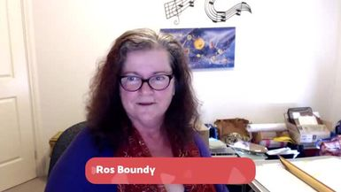 An introduction to the Native American Flute - played by Ros Boundy. This short session is to show