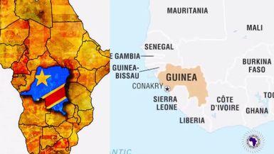 Ebola Outbreak In DR Congo & Guinea