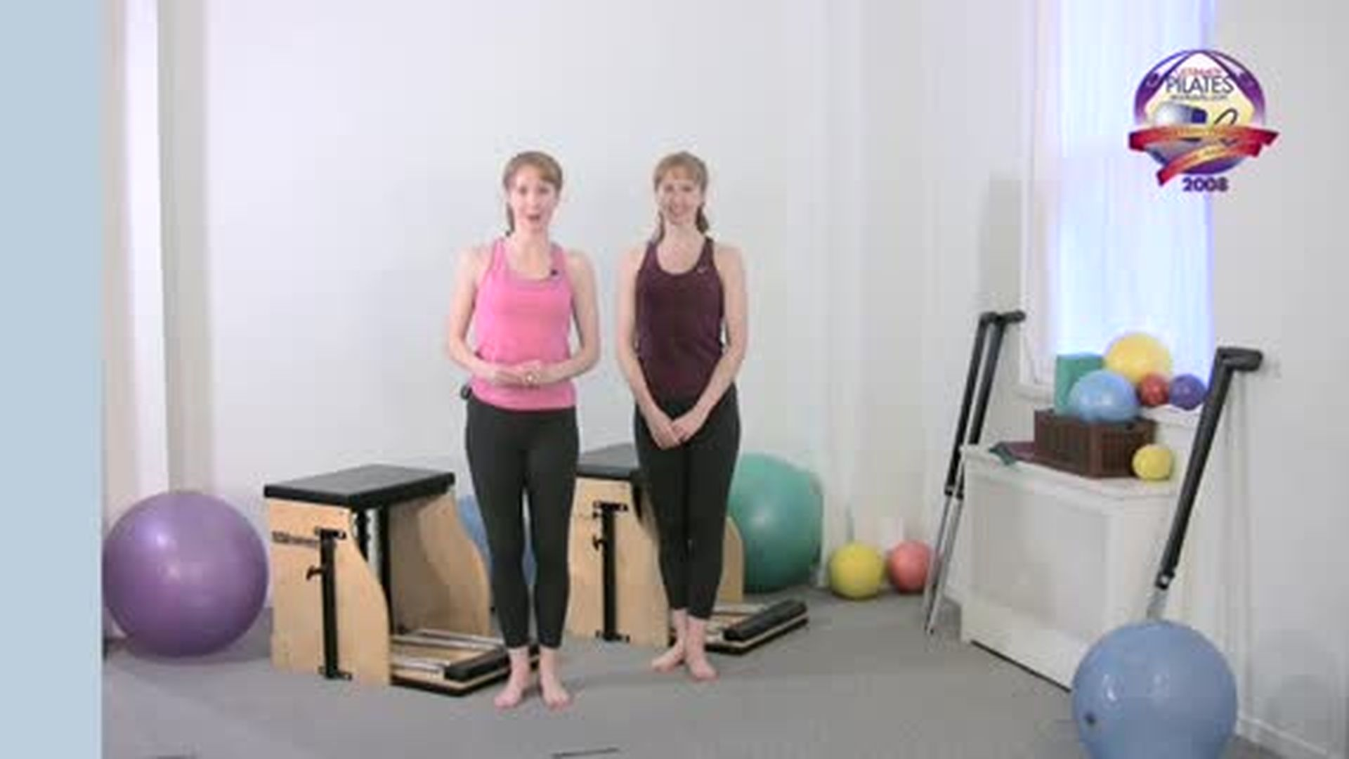 Strengthen and Stabilize Chair Workout
