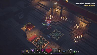 Minecraft Dungeon Gameplay With Brick Show Brian - 22. A Higher Challenge