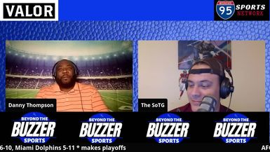 I-95 SPORTS NETWORK: BEYOND THE BUZZER SPORTS- NFL SEASON PREVIEW