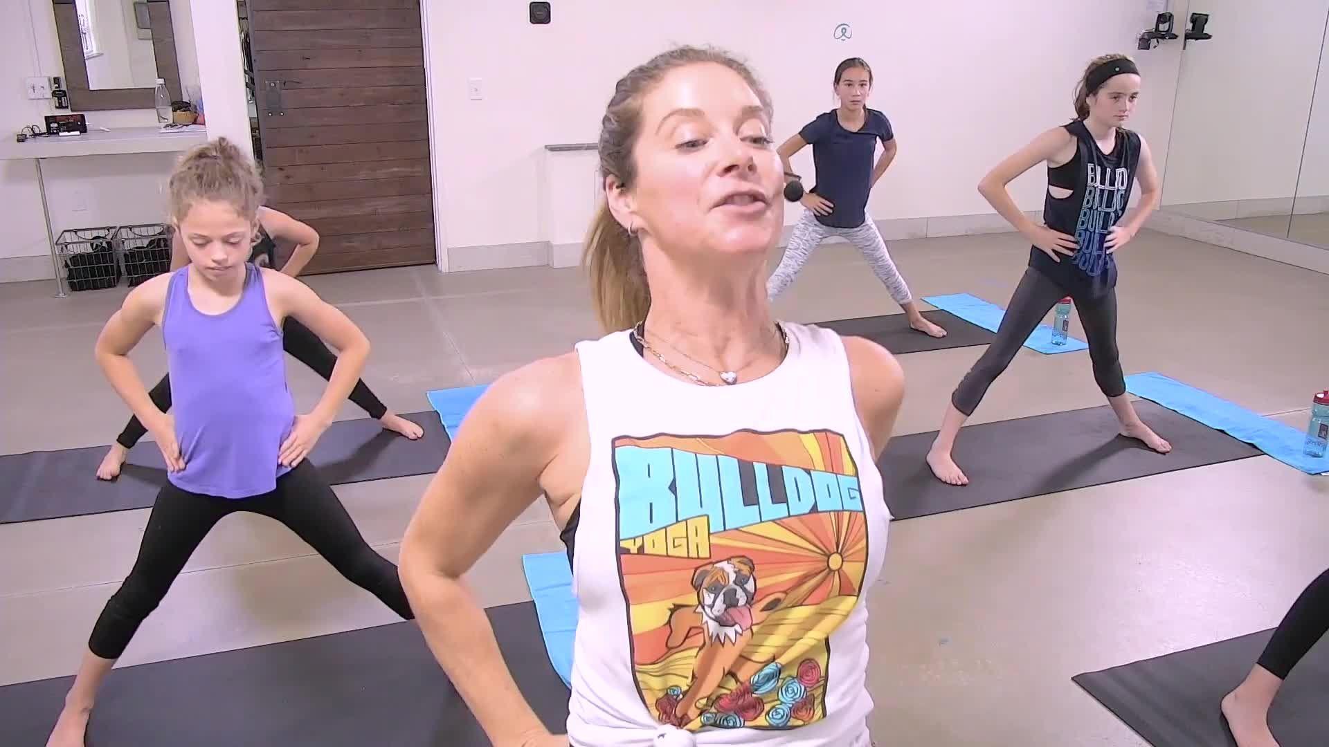 Kids Yoga & Balance