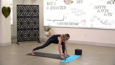 Bulldog Beginner Yoga 6