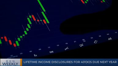 BRN Weekly | Lifetime Income Disclosures for 401(k)s Due Next Year & our best segments for the week