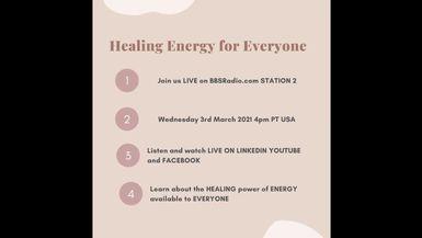Radio Toni Healing Energy for Everyone