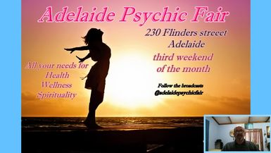 #MTLWS Adelaide Psychic Fair Online 8 Medium Lidwina Masters will be joining us on Friday 22nd at