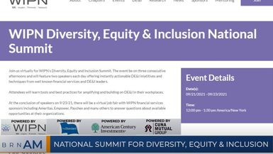 BRN AM | National Summit for Diversity, Equity & Inclusion |