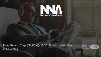 NetworkNewsAudio News-Flora Growth Corp. (NASDAQ: FLGC) Has Cannabis Edge in Colombia
