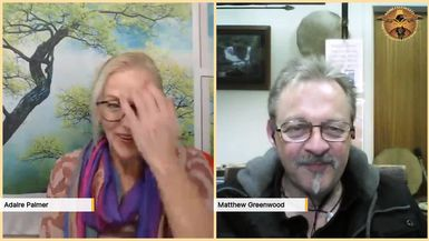 Fireside Chat with Matthew Greenwood ~ Spiritual Journeys