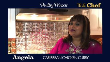 POULTRY PRINCESS: COOKING WITH SCHATAR - EP. 3 - TASTING WITH TELECHEFS