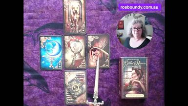 6th September 2021 Daily LENORMAND card spread