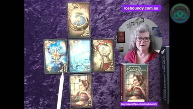 21st July 2021  The Daily Lenormand cards