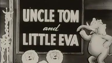 Uncle Tom and Little Eva