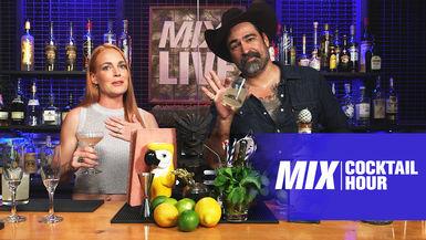 MIX Cocktail Hour S1 E7 Tequila Cocktails