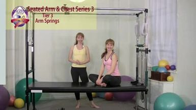 Seated Arm and Chest Series 3