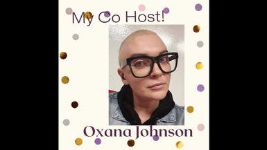 Radio Toni with Oxana Johnson NLP specialist