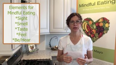 Mindful Eating with Mayo Day 4