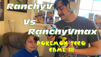 Father vs Son Best of 5 (Game 3)  Pokemon TCGO