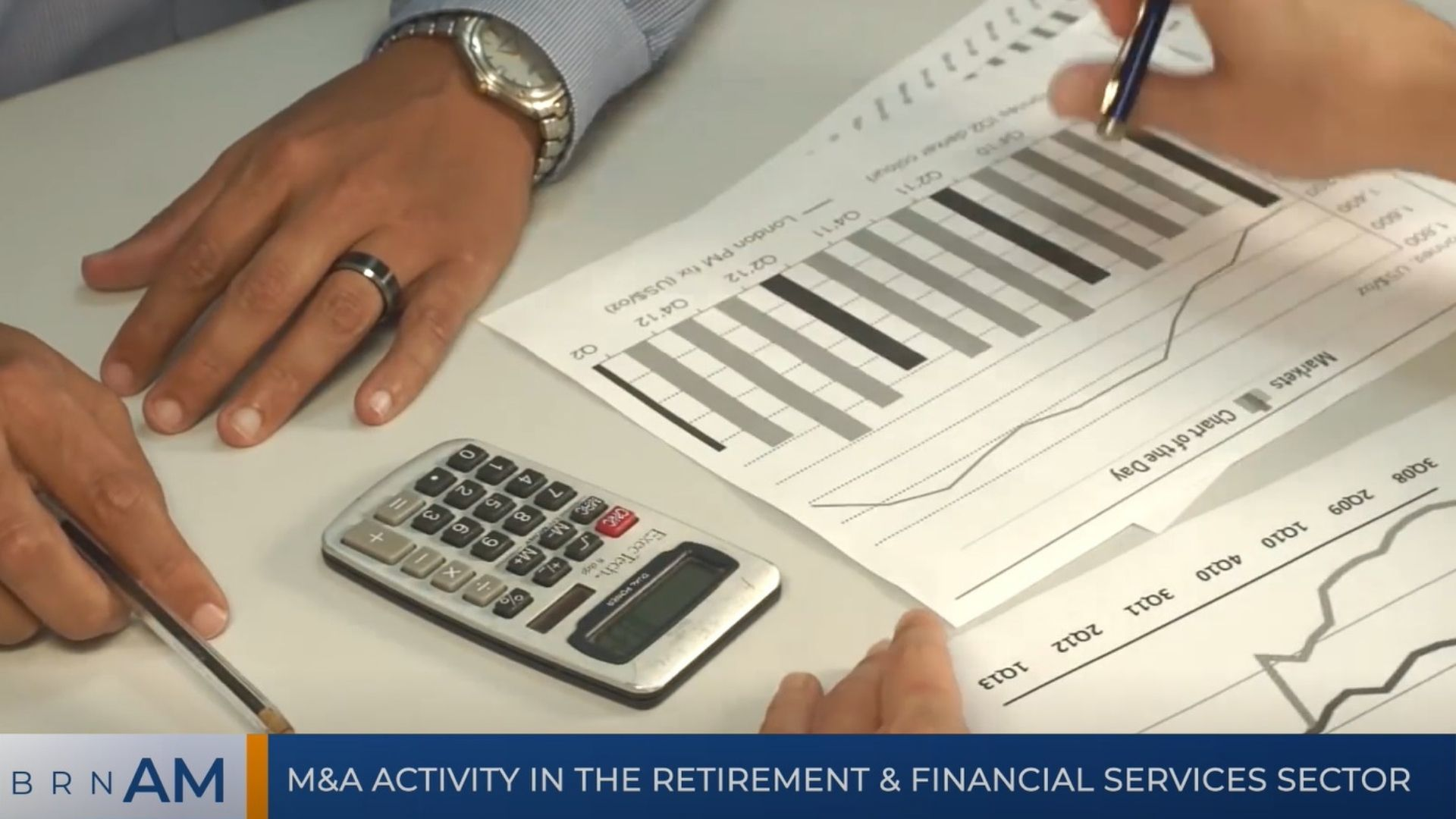 BRN AM | M&A activity in the retirement & financial services sector