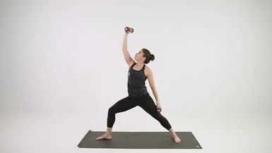 Renee YogaFit for Athletes