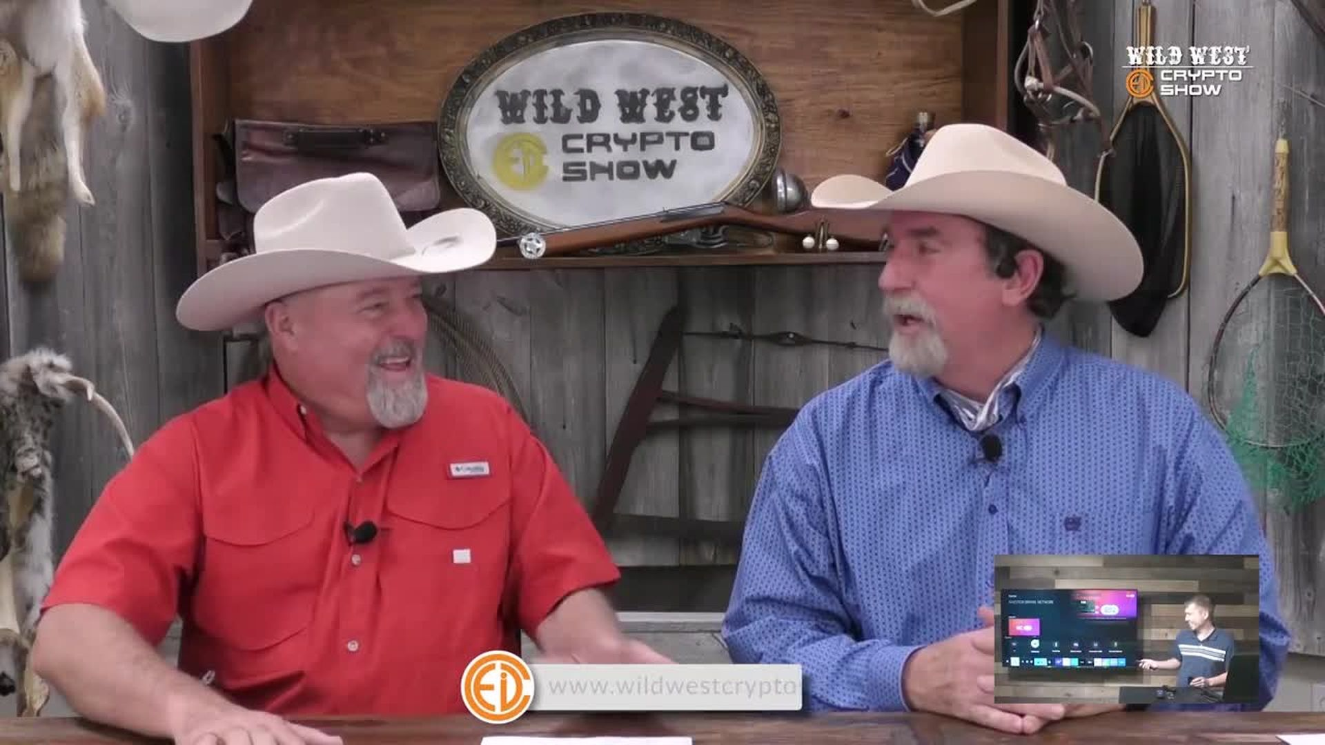 CryptoCurrencyWire Videos-The Wild West Crypto Show Introduces Faith-Based Amazon Competitor  CryptoCurrencyWire on The Wild West Crypto Show   Episode 119