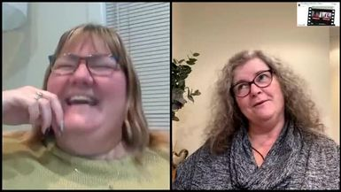 Friday's Intuitive Chat with Leanne & Ros