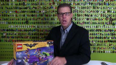 LEGO Batman Movie Review : The Joker Notorious Lowrider