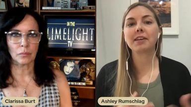 DomesticShelters.org In the Limelight with Clarissa Burt interviews Ashley Rumschlag