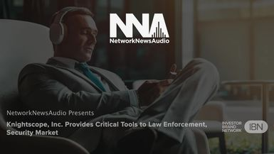 NetworkNewsAudio News-Knightscope, Inc. Provides Critical Tools to Law Enforcement, Security Market
