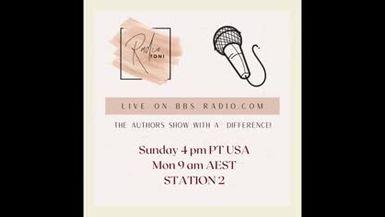 Radio Toni A Conversation with Kez - Denise Bossarte