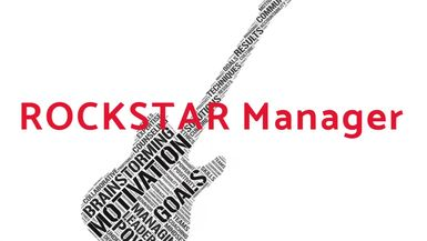 ROCKSTAR Manager - Eight Techniques of a Leader