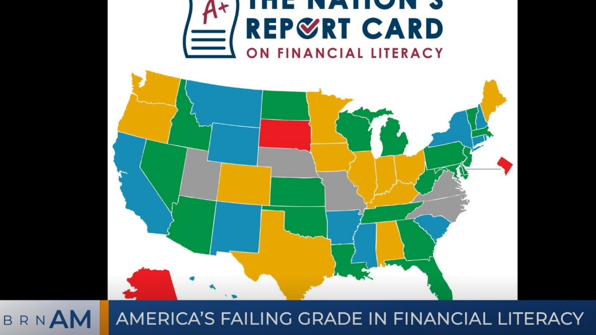 BRN AM | America's failing grade in Financial Literacy
