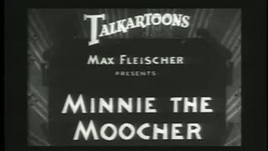 GO INDIE TV -CLASSIC CARTOONS - MINNIE THE MOOCHER