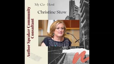 Radio Toni | Christine Stow | Empowering Women by Funding Their Passions