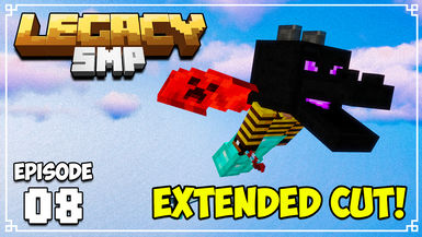 Legacy SMP - Ep. 08 - DOUBLE DRAGON FIGHT!