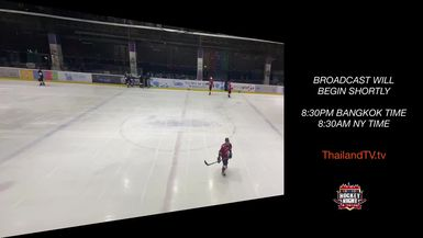 PEAK @ Aware ThailandTV tv presents Hockey Night in Thailand Siam Hockey League